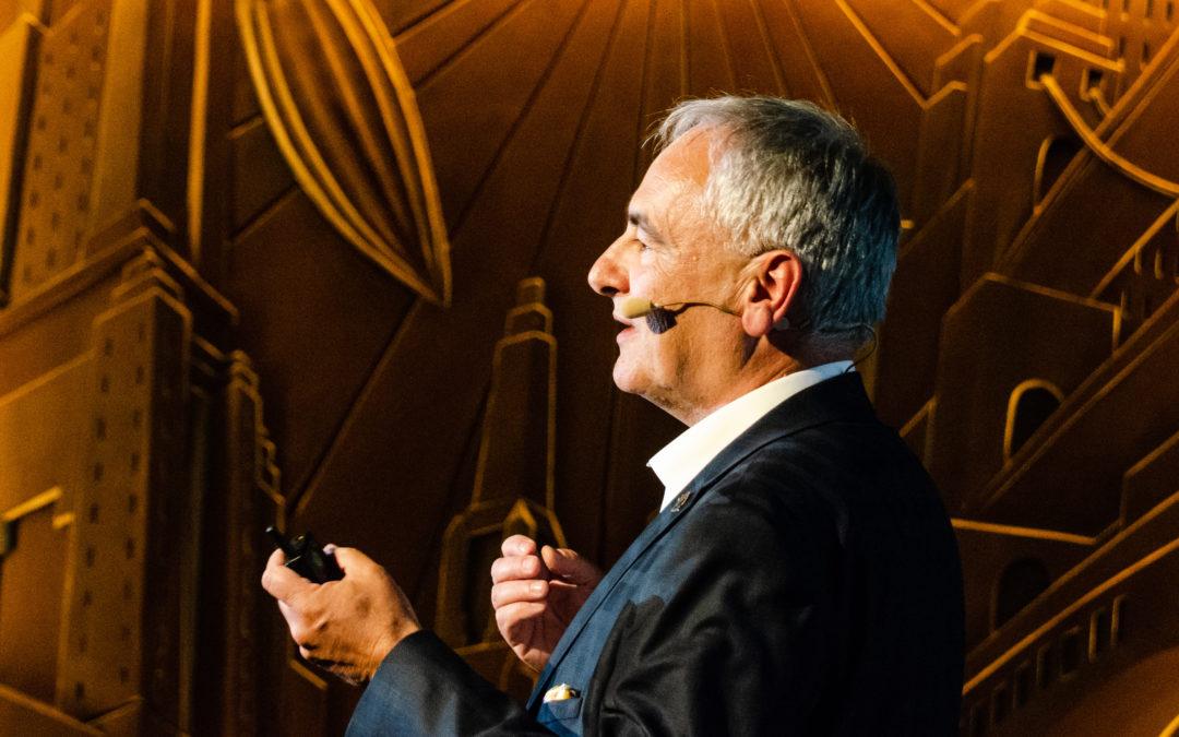 Le Grand large pour vos organisations – Ma conférence au Grand REX :-)